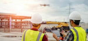 Kosten sparen - Inspektionsflüge mit Drohnen
